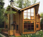 деревянные дома под ключ