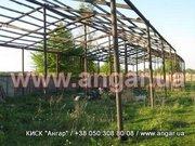 Продажа АНГАРА (каркас навеса) 60х12х6