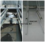Устройство плоской крыши мембраной ПВХ
