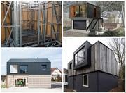 Мансарды,  надстройки над гаражами,  СТО и другими строениями